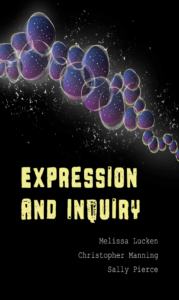 Expression and Inquiry book front cover.
